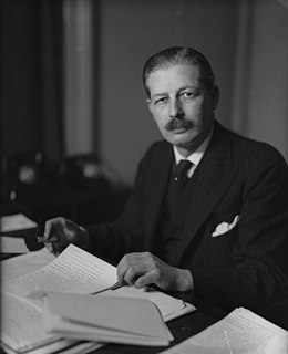 Harold Macmillan former Prime Minister of the United Kingdom