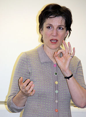 "Harriet Walter - Dame Harriet Walter discusses the role of women in Shakespeare plays as part of the RSC's ""Stand up for Shakespeare"" programme in January 2009"