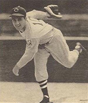 Harry Eisenstat - Image: Harry Eisenstat 1940 Play Ball card