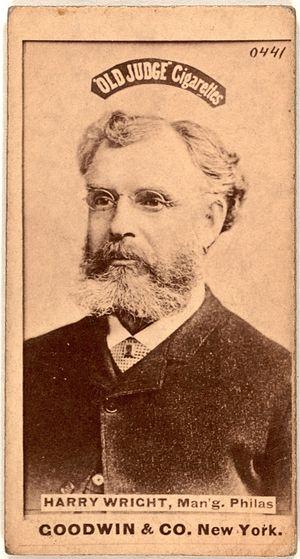 Harry Wright
