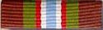 Hashomer - The IDF's Hashomer ribbon.