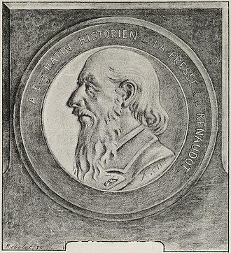 Eugène Hatin - Image: Hatin, Eugene (1894)