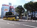 Hato Bus Shinjuku Station East Busstop No 1 and 2.jpg
