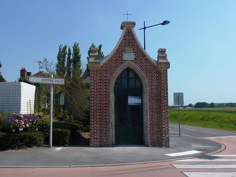Haulchin (Nord, Fr) oratoire