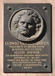 Sinfonie Beethovens