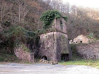 Banca, Pyrénées-Atlantiques - The Banca Mine
