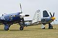 Hawker Fury pair - 2013 Flying Legends (14132561665).jpg