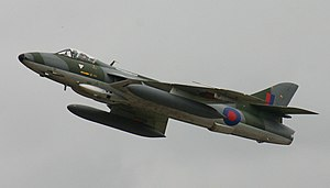 Hawker Hunter F58 ZZ190 (6837668421).jpg