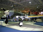 Hawker Typhoon at RAF Museum
