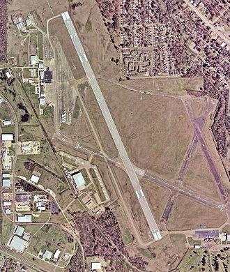 Hawkins Field (airport) - USGS 2003 orthophoto