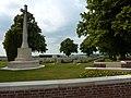 Hazebrouck (Nord, Fr) La Kreule Military Cemetery 02.JPG