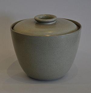 Edith Heath - Edith Heath ceramic canister.