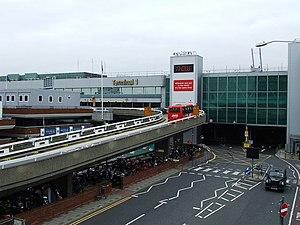 Heathrow Terminal 1 - Heathrow Terminal 1 in 2007