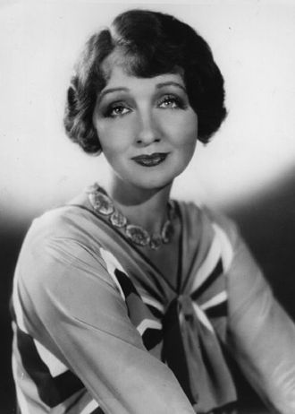 Hedda Hopper - Hedda Hopper in 1930