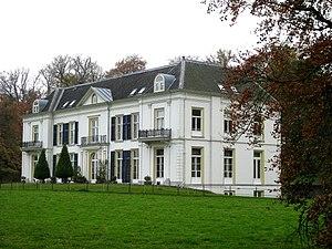 Heiligenberg (Leusden) - Heiligenberg Mansion