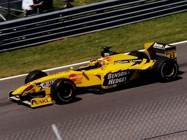 Heinz-Harald Frentzen 1999 Canada