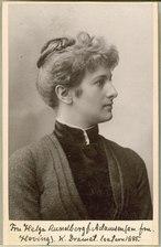 Helga Rundberg, porträtt - SMV - H4 098.tif