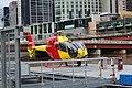 Helicopter at Yarra river, Melbourne.jpg
