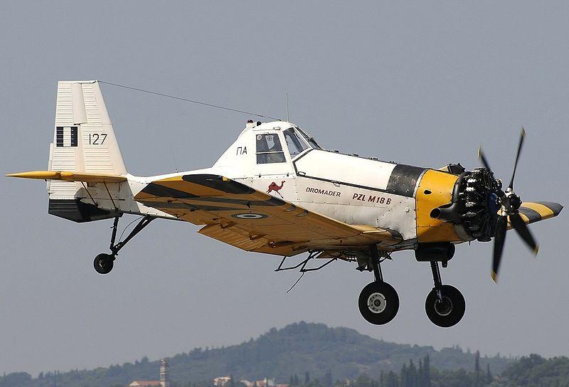 File:Hellenic Air Force PZL-Mielec M-18B Dromader.jpg