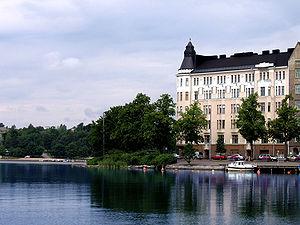 Гельсінкі: HelsinkiToolonlahti