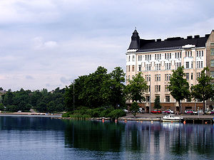 Helsinki: HelsinkiToolonlahti