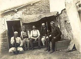 Peasant Revolt in Albania