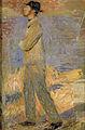 Henri Martin - Etude pour les bords de la Garonne - Musée des Augustins - 82 8 1.JPG