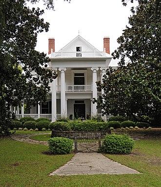 Henry Franklin Hendrix House - Henry Franklin Hendrix Home, August 2012