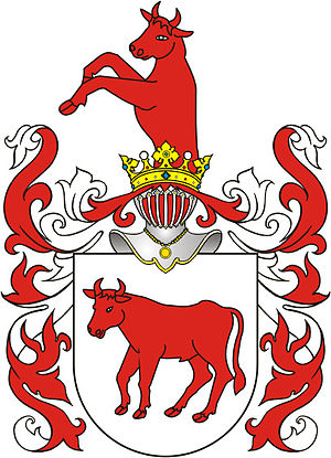 Union of Horodło - Image: Herb Ciolek