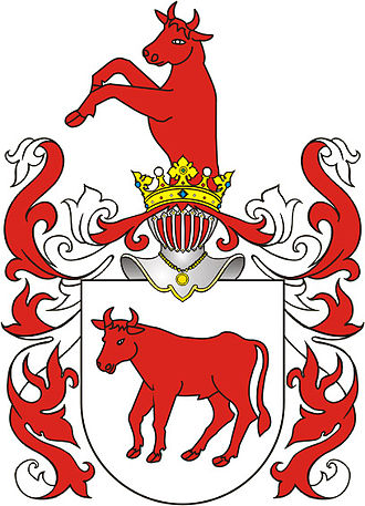 Union of Horodło - Image: Herb Ciolek