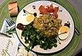 Heringsalat, Fischgericht zur Karnevalszeit in Österreich.jpg