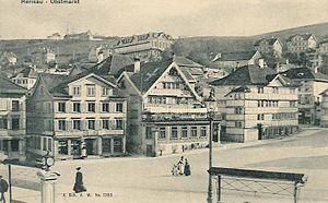 Herisau - Herisau about 1900