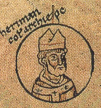 Herman II (archbishop of Cologne) - Herman II