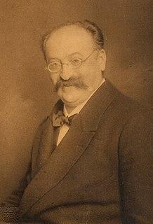 Heinrich Schenker Austrian music theorist