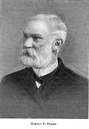 Parke-Davis - Hervey C. Parke