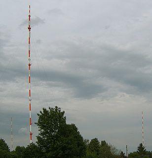 Transmitter Hamburg-Billstedt architectural structure