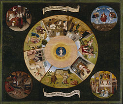 Hieronymus Bosch- The Seven Deadly Sins and the Four Last Things.JPG