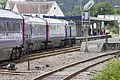 High Speed Train at Whitland west Wales (27901022944).jpg