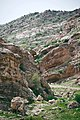 Hiking up Mala Valley to the top of Shakhki Mountain overlooking Duhok Dam 04.jpg