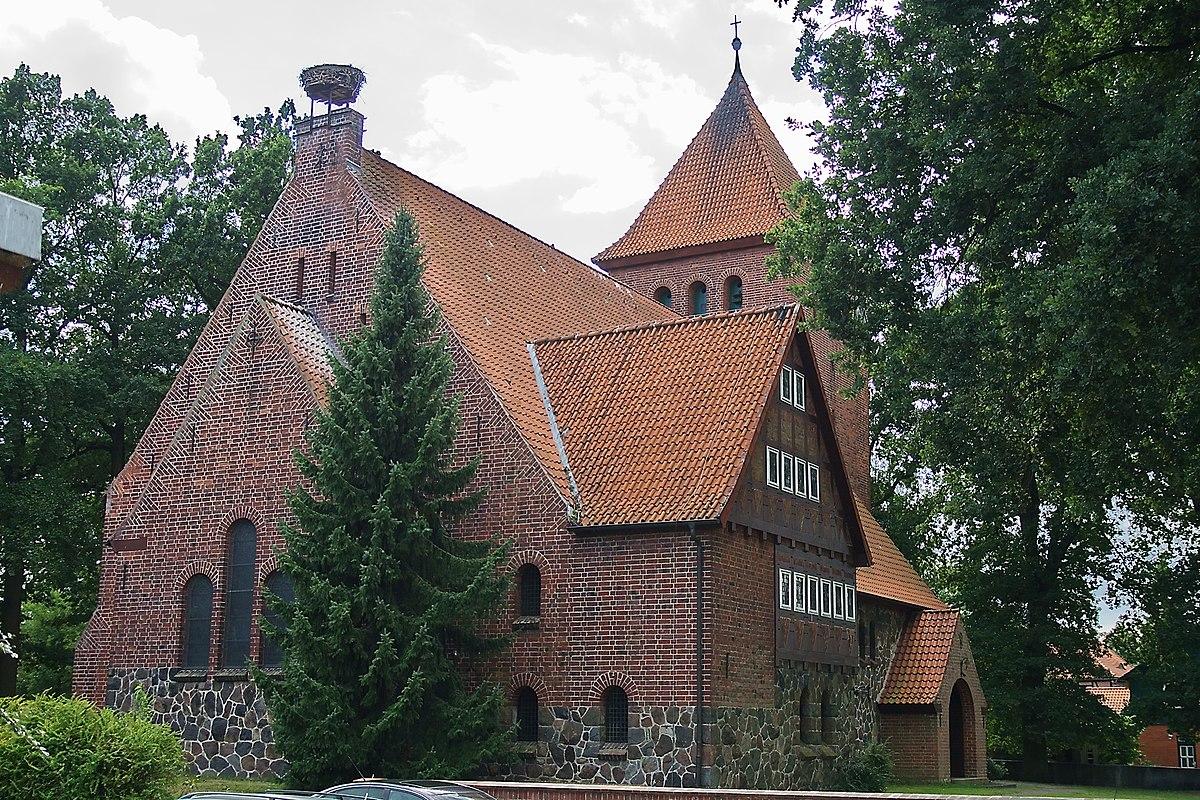 Kirche Hohne
