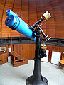 Historical Telescope, Ondřejov Astronomical.jpg