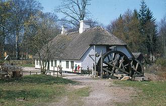 Hellebæk - Hellebæk Hammermølle