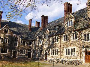 Charles Klauder - Image: Holder Hall at Princeton University