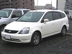 Honda Stream I przed liftingiem