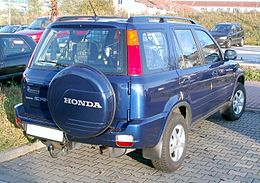 Honda CR-V rear 20071101.jpg