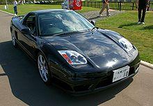 Honda NSX - Wikipedia