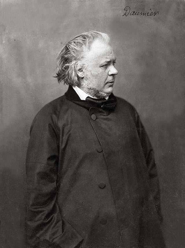 Daumier Honoré (1808 - 1879) - 93 images [JPG]