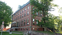 Honourable George Coles Building (from Church Street).jpg