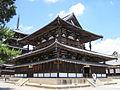 Horyu-ji National Treasure World heritage 国宝・世界遺産法隆寺57.JPG