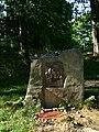 Hostýn, pomník R. Plajner 01.jpg